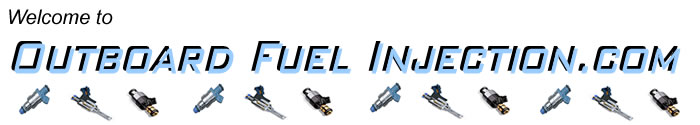 Outboard Fuel Injection Logo